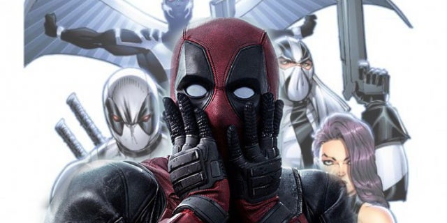 Deadpool 2 X-Force Costume Revealed