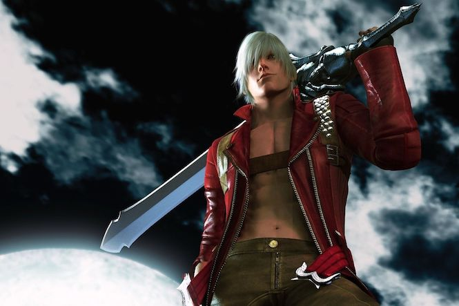 hd wallpapers of devil may cry 4