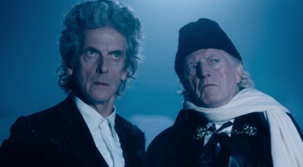 Doctor Who' Christmas Special Will Screen In Theaters