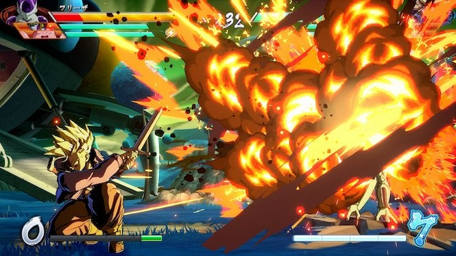 Dragon Ball FighterZ Is A Dream Project To Many Anime Fans 2D Fighting Game With Animation Style And Gameplay Spare Along The Kind Of Ultimate