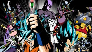 Dragon Ball Super 114 115 New Fighter