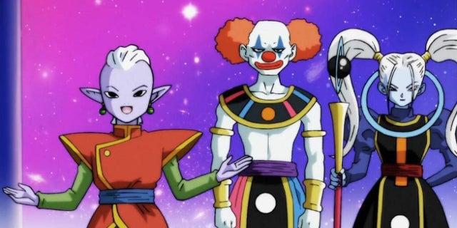Dragon Ball Super Kai Universe 11 Jiren vs Goku