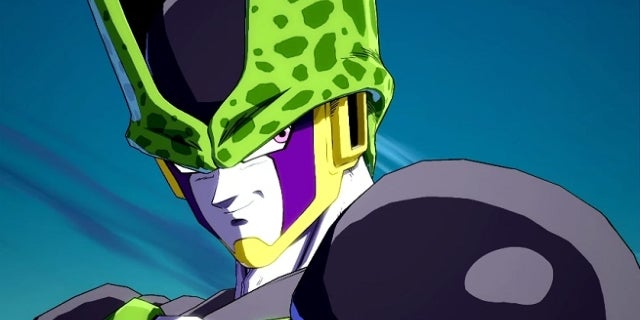 Dragonball FighterZ Cell