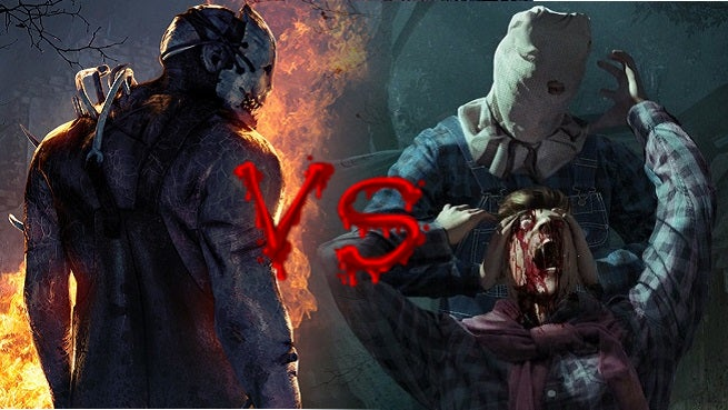 halloween game showdown friday the 13th the game vs dead by daylight