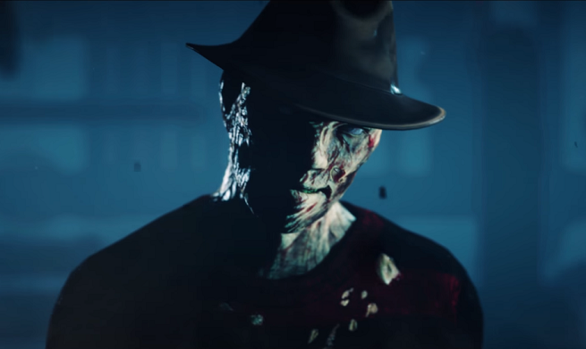 Freddy Krueger Dead by Daylight