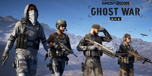 ghost recon ghost war