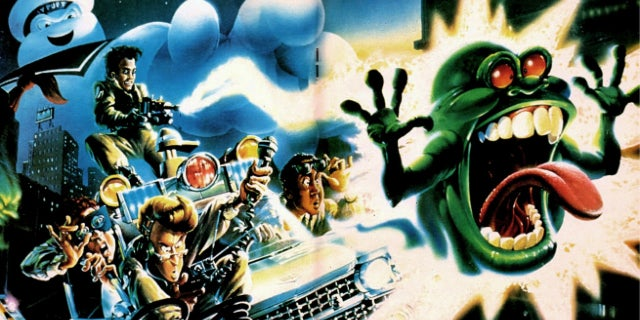 Ghostbusters Animated Movie Ghost POV
