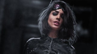 Gotham City Sirens Eiza Gonzalez as Catwoman