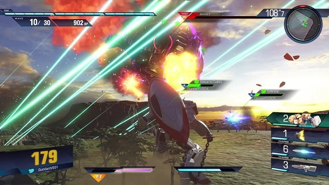 New Fighting Games For Ps4 : Gundam versus is the best new fighting game on ps right now