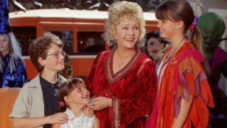 halloweentown debbie reynolds disney channel