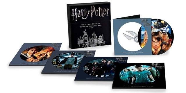 Five 'Harry Potter' Soundtracks Released In a Huge Vinyl Boxed Set