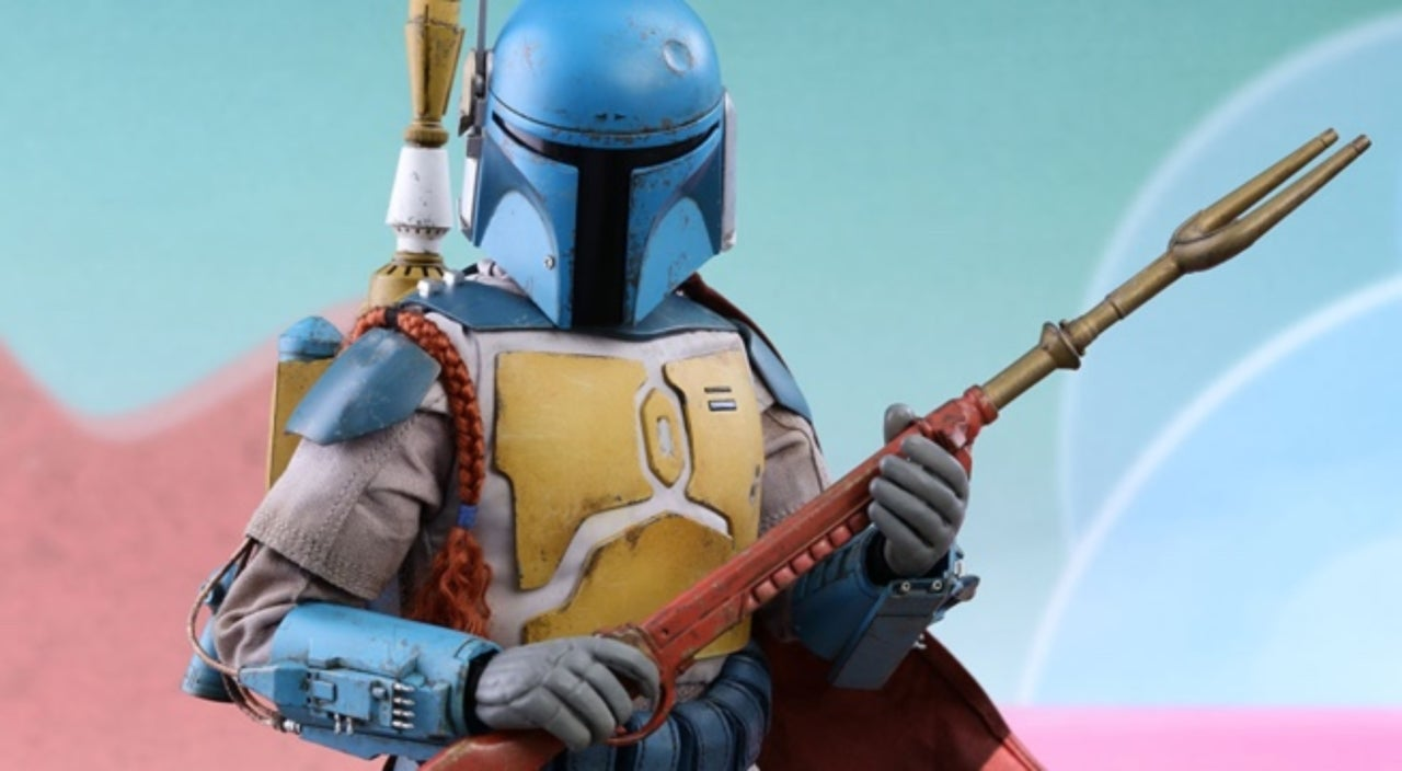 Hot Toys Launches a Boba Fett Figure From the Infamous 'Star Wars ...