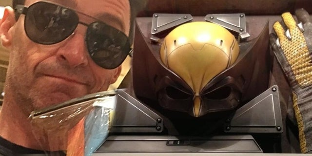 Hugh Jackman Teases Wolverine Costume For Halloween