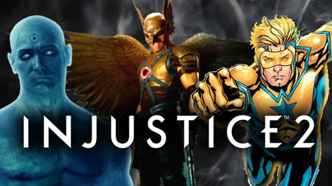 injustice 2 season 2 header