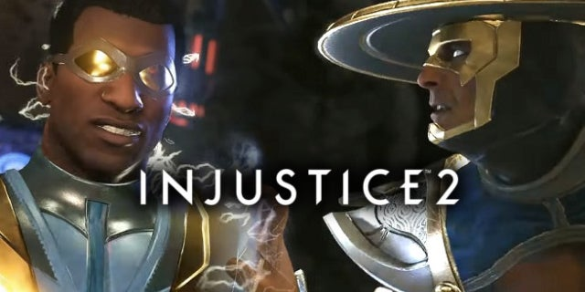 injustice raiden black lightning