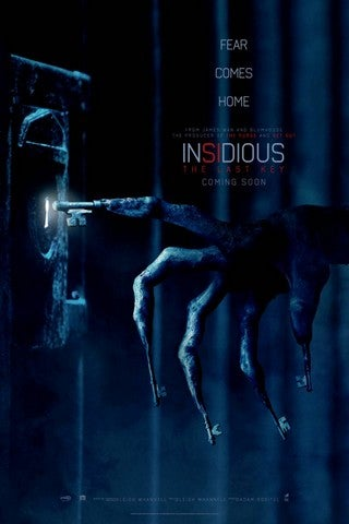 Insidious: The Last Key movie poster image