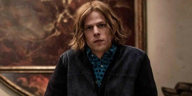 Jesse Eisenberg Lex Luthor Jusitce League