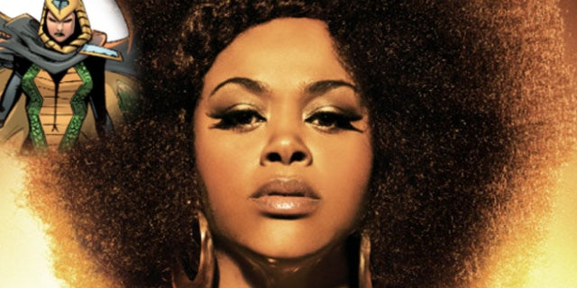 Jill Scott Black Lightning Lady Eve