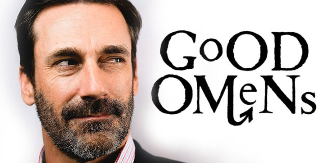 jon hamm good omens
