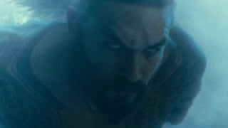 Justice League Aquaman Underwater
