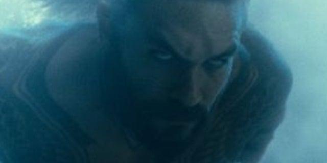 Justice League Aquaman Underwater