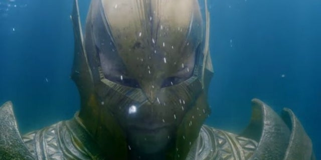 Justice League Atlantis Soldier