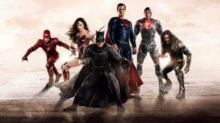 Justice League Banner Superman