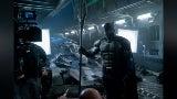 Justice League Batman with Aquaman's Trident
