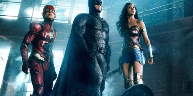 Justice League Batman Wonder Woman Flash