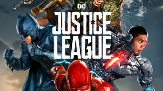 Justice League Final Poster