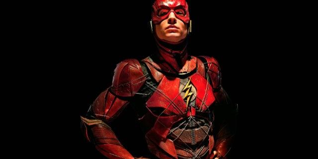 Justice League Flash Week Featurette