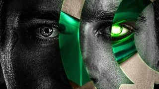 Justice League Green Lantern Motion Poster by BossLogic