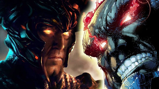 Justice League Movie Steppenwolf Darkseid Connection Nephew Uncle
