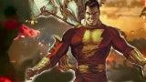 Justice League Shazam Zeus