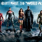 Justice League Team Photos