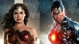 Justice League Wonder Woman Cyborg Week