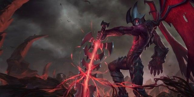 League of Legends Aatrox