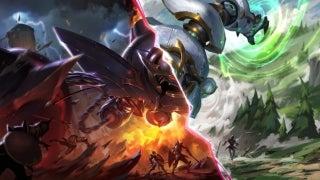 League of Legends Blitzcrank
