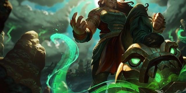 League of Legends Illaoi Champion