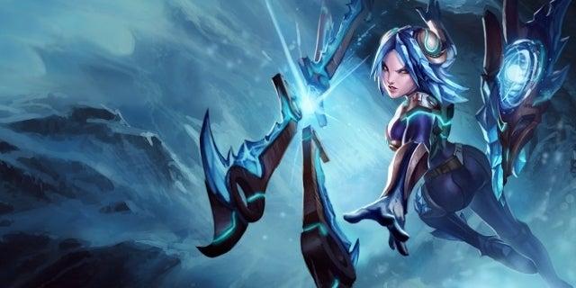 League of Legends Irelia