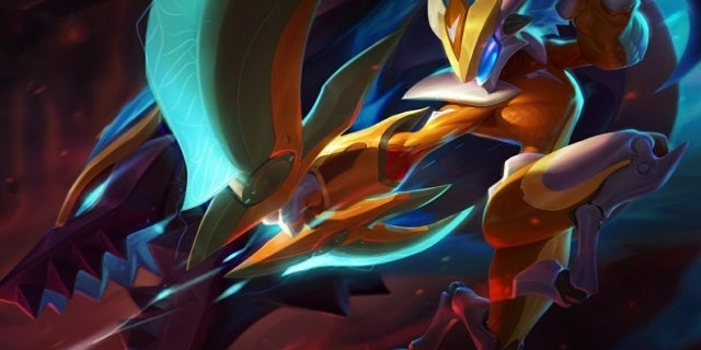 League of Legends Kindred