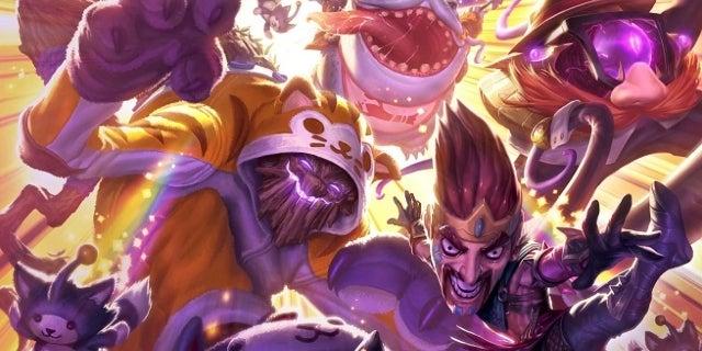 League of Legends Urf Kench