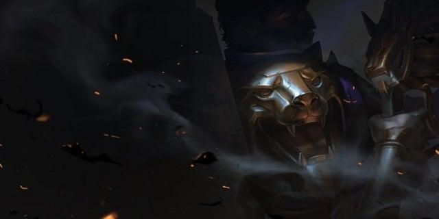 League of Legends Victorious Graves