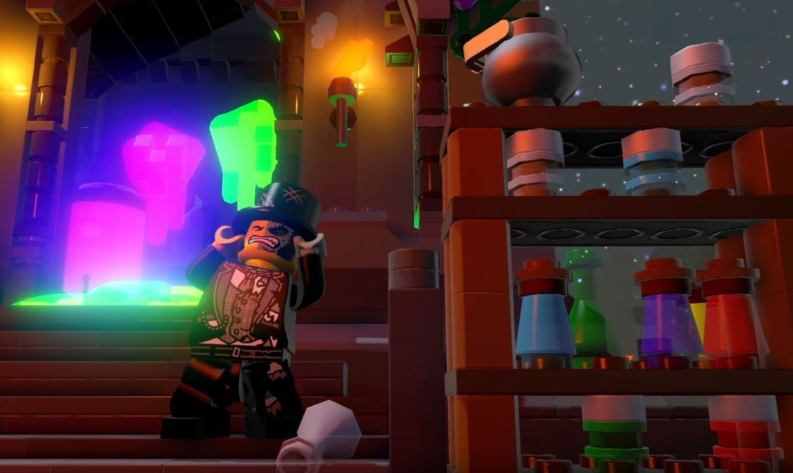 Lego Worlds Gets Spooky With New Monster Pack
