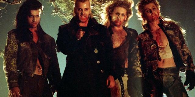 lost boy movie vampires kiefer sutherland