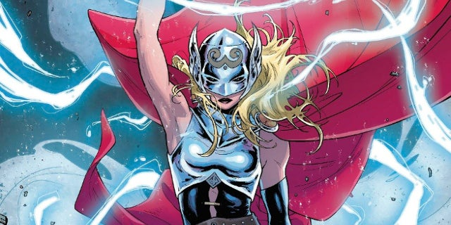 MCU Female Thor Movie