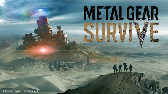 Metal Gear Survive Launch Trailer Shows More Enemies