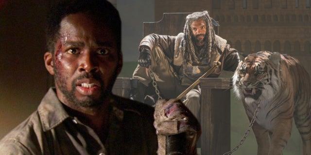 Michael Harold Perrineau Lost Ezekiel