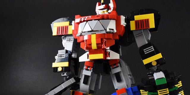 Mighty Morphin Power Rangers LEGO Megazord Set Could Become A Reality