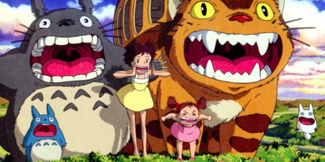 my neighbour totoro film history essay